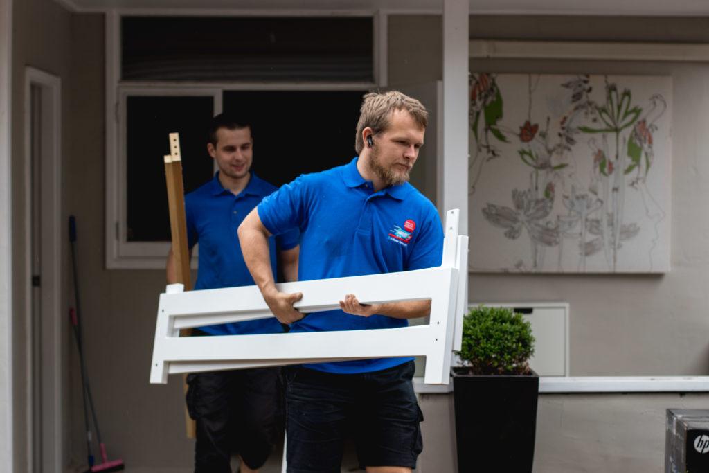 House move Mosman