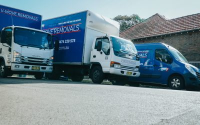 Moving trucks and vans profile